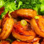 Sriracha Shrimp is sweet and spicy, packed with flavors and made with the easiest, and most delicious sriracha sauce!