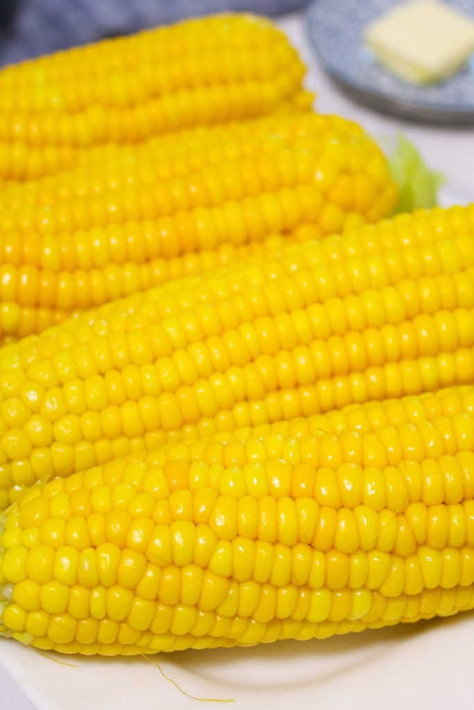 Sous Vide Corn on the Cob is the most delicious and tender corn on the cob you've ever had! The sous vide technique allows you to transform the kernels into perfect sweet, juicy and tender bites.