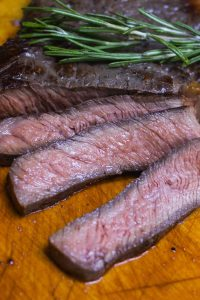 Sous Vide Sirloin Steak is a no-fuss, no-fail recipe to cook this family-sized beef cut, turning it to a super tender and juicy dinner full of flavor! With only 5 minutes of prep time, sous vide machine cooks the sirloin steak to your targeted temperature precisely, and no more overcooked edges with undercooked center!