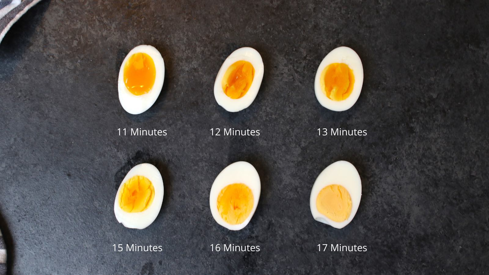 Perfect Air Fryer Hard Boiled Eggs Easy To Peel