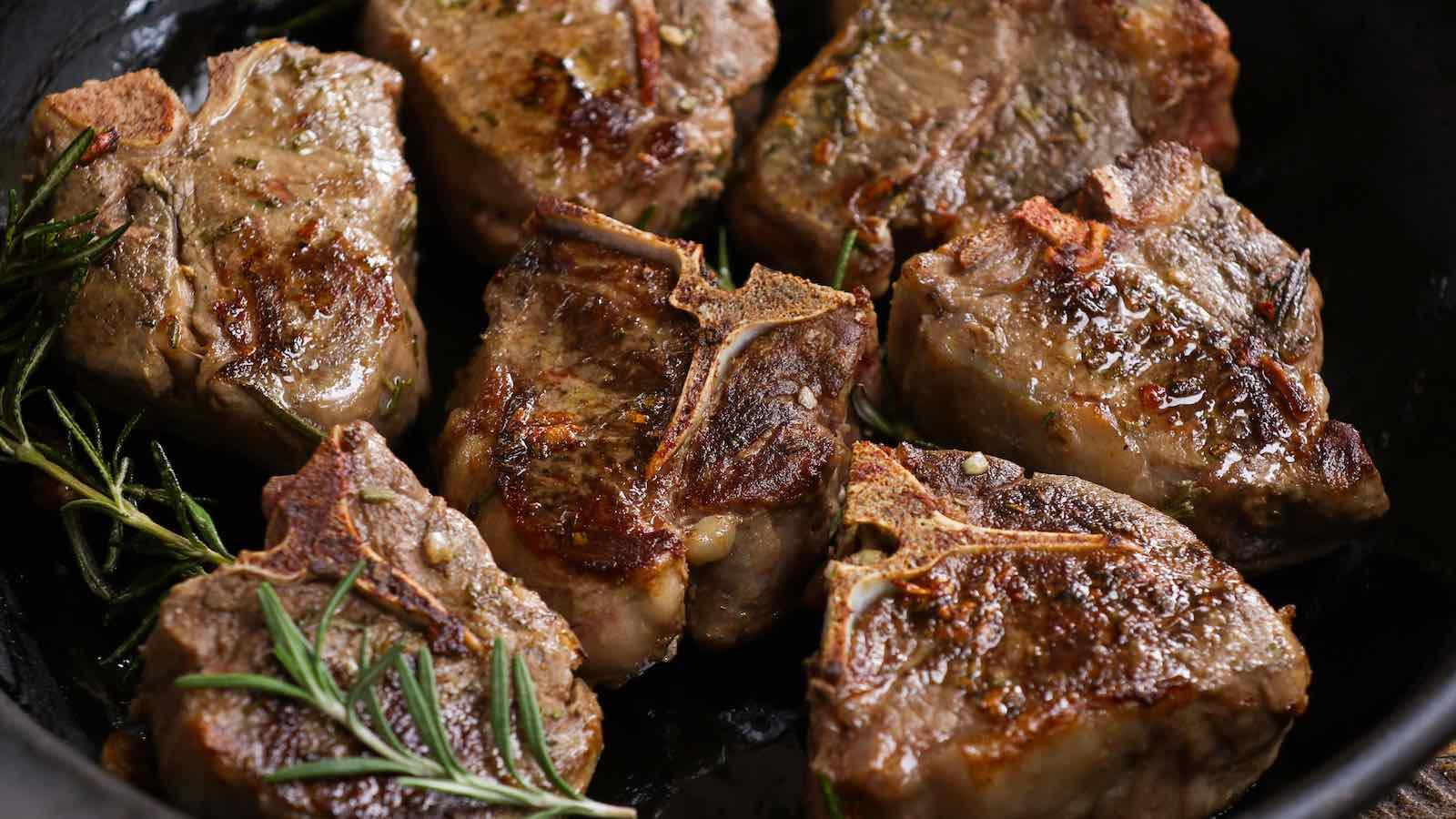 lamb loin chop recipe sous vide Sous Vide Lamb Chops Recipe (+VIDEO)