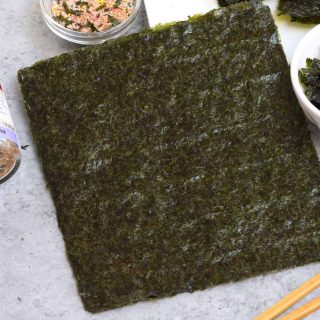 Nori Sushi Roll is made with your favorite fillings rolled in seaweed sheet and sushi rice. It's so easy to make and I'll share with you how to make perfect nori sushi.