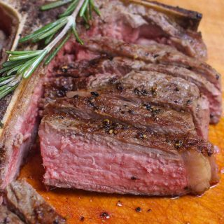 Why go to a steakhouse when you can make the most perfect porterhouse right at home? Sous Vide Porterhouse Steak is a no-fail recipe that's really easy to make. It's super tender, juicy and full of flavor! Once tried, you'll never go back!