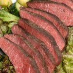 Sous Vide Flat Iron Steak is an easy and foolproof recipe to cook this affordable cut, delivering intense beef flavor with very tender texture. Cooking it at a precise temperature in the sous vide water bath and finishing with a quick pan sear produce the best result. #SousVideFlatIronSteak #SousVideFlatIron