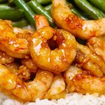 Sous Vide Shrimp recipe makes the most tender and juicy shrimp that's impossible to achieve with traditional methods. Ready in 20 minutes, this healthy dinner is so flavorful and lip-smacking delicious with the addictive honey garlic sauce. No more overcooked and chewy shrimp again. You can cook the shrimp from fresh or frozen!