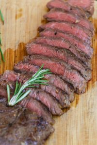 Sous Vide Sirloin Steak is a no-fuss, no-fail recipe to cook this family-sized beef cut, turning it to a super tender and juicy dinner full of flavor! Sous vide machine cooks the sirloin steak to your targeted temperature precisely, and no more overcooked edges with the undercooked center! #SousVideSteak #SousVideSirloinSteak #SousVideTopSirloinSteak