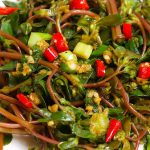 Learn everything about Purslane plant (Portulaca oleracea) including its benefits, flowers, seeds, and purslane recipes. This edible weed is a highly nutritious vegetable that's good for you, we'll show you how to make a healthy purslane salad with a step-by-step guide. #purslane #purslaneRecipes #purslaneSalad