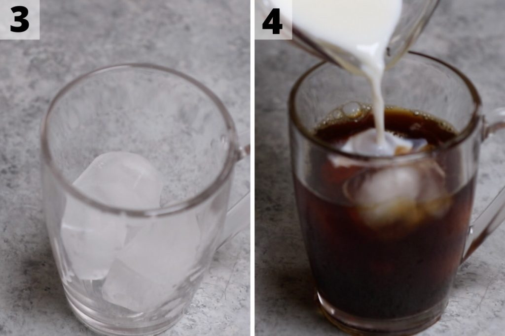 Cloud Macchiato recipe: step 3 and 4 photos.