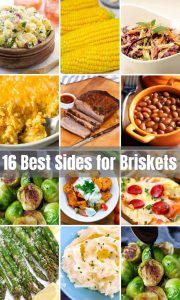 Brisket is one of the most delicious comfort foods you'll make. The mouth-watering beef brisket is often seasoned with BBQ sauce and always a crowd-pleaser. You'll never be disappointed with our tips on how to serve your beef, especially when choosing one of these 16 Best Side Dishes for Brisket.