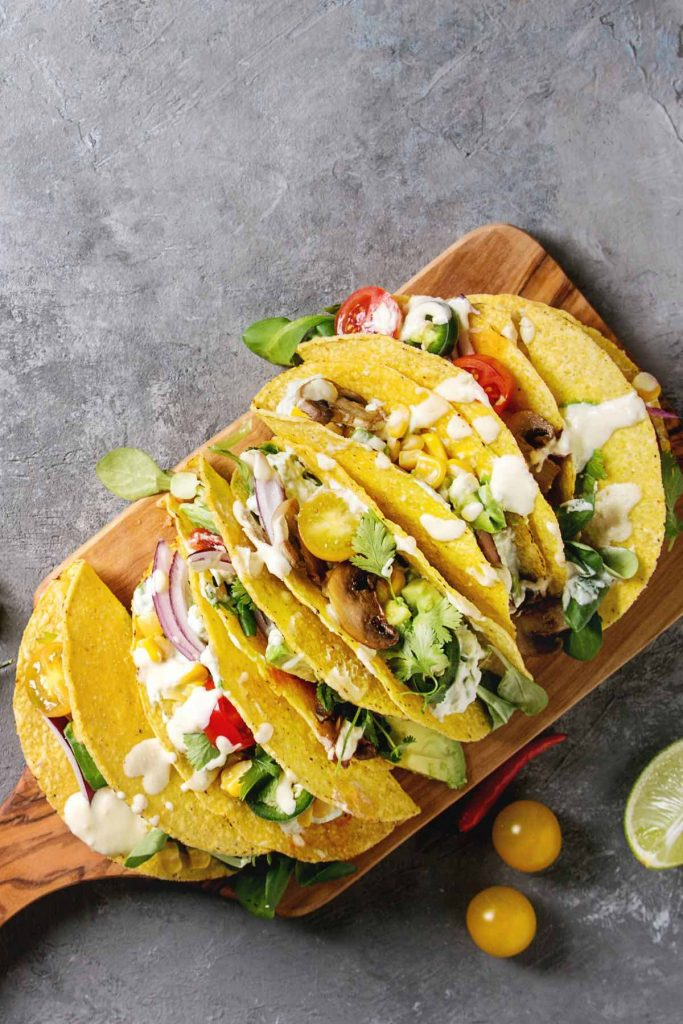 Who doesn't love a good taco? This classic Mexican street food is a hit with people of all ages and preferences. Believe it or not, side dishes can make or break your taco night – and there are so many delicious sides to serve with tacos! We've covered different side dish options from fruits, veggies, salad, soup, rice, together with taco topping ideas.