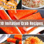 "Are you longing for a taste of crab meat but have no access to the real thing? Imitation Crab or crab sticks are a popular alternative. It's found in many recipes like crab salad, California rolls, and crab cakes. In this post you'll learn everything from ""what is imitation crab meat"" to the 10 most popular imitation crab recipes."