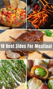 Who doesn't like classic comforting meatloaf dinner? Sometimes the side dishes you serve with meatloaf are even more important than the actual main course! That's what we're going to discuss today – 18 best side dishes for an all-time favorite meatloaf meal. From vegetables, salads, potato and rice dishes and even Keto options, it's time to get creative!