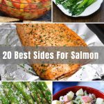 Salmon is a classic, delicious, and healthy dinner option that's very easy to make. Check out these great sides for salmon that compliment this suppertime staple. Fish is super versatile and goes well with vegetables, pasta or grains. Salmon is no different! All you have to do is decide between a healthy side dish and a hearty side dish!