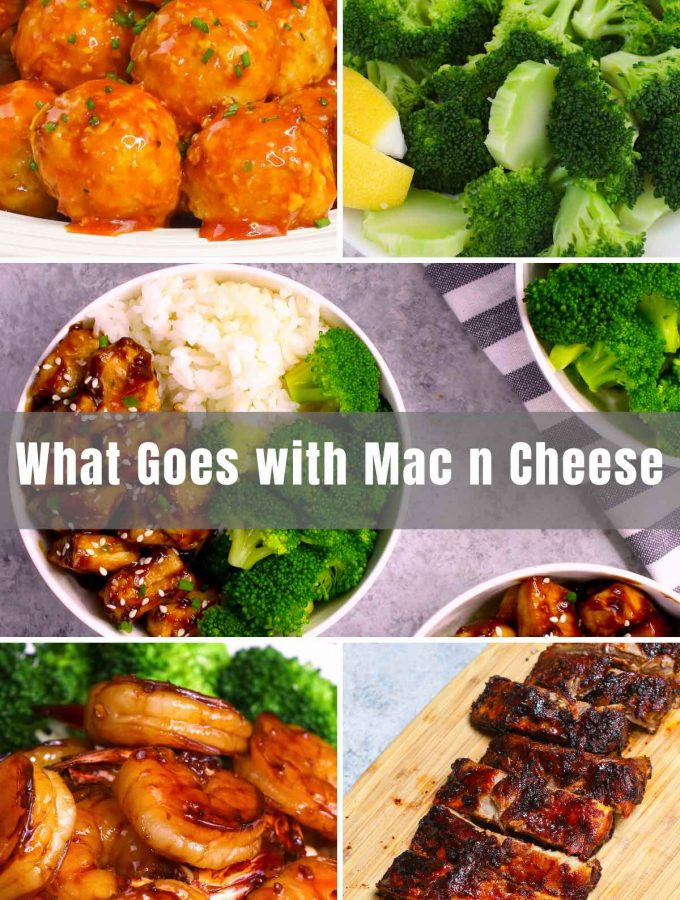 Does anything say home cookin' or comfort food more than Mac and Cheese!?The creaminess, the goodness, the cheesiness...oh my! Today we're going to take you through 15 best sides to eat with this delicious dish! They'll definitely make Mac and Cheese even more delectable!