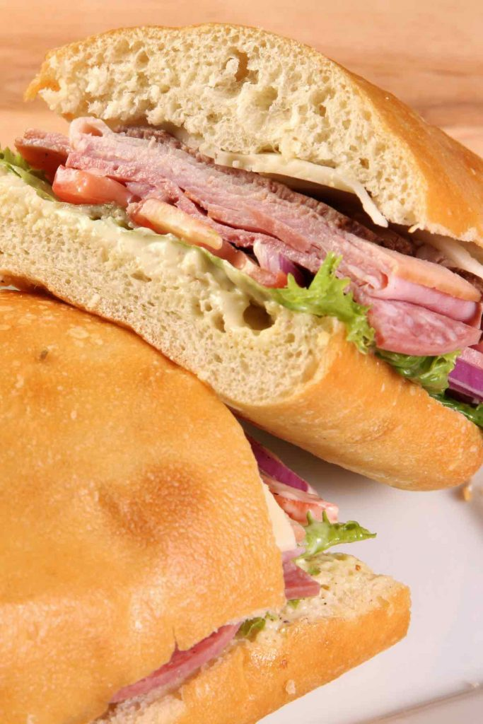 Deli Sandwiches
