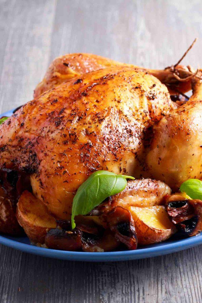 Sunday Night Roast Chicken