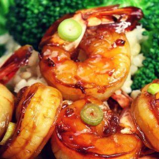 Steamed Broccoli is one of the best shrimp side dishes that are quick and easy to make.