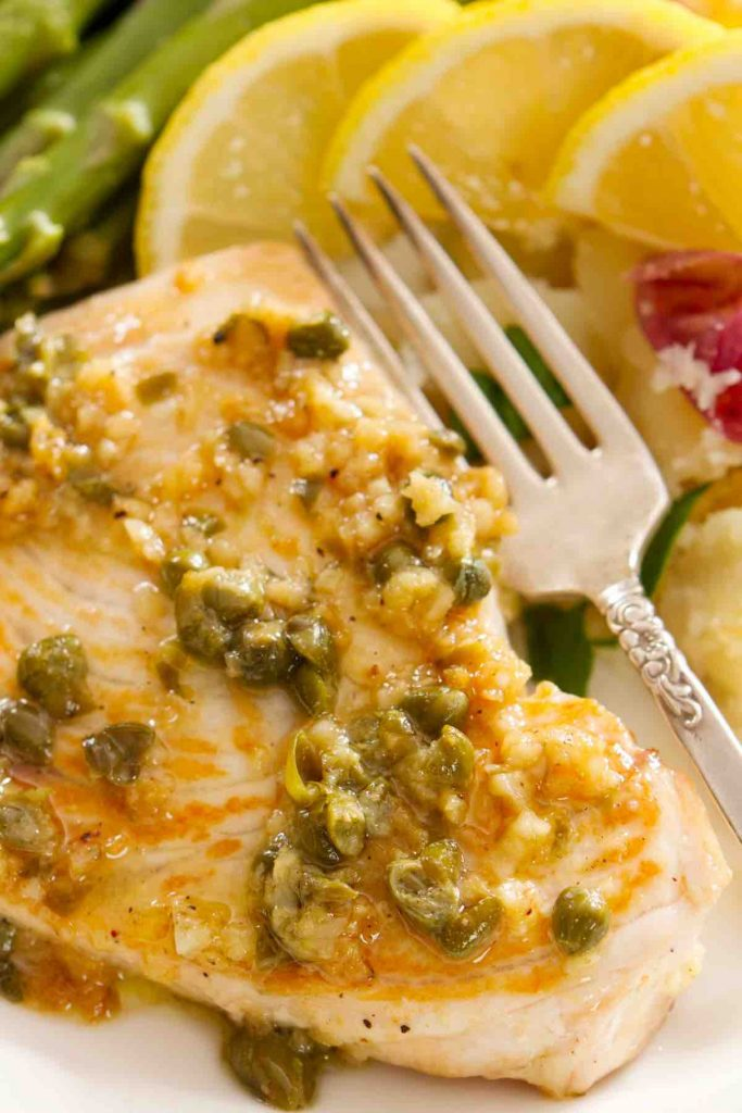 I've collected 12 of our all-time favorite and Best Swordfish Recipes that are easy to make! From grilled swordfish to garlic pan-roasted swordfish to kid-friendly swordfish nuggets, there are plenty of options that will have you wanting to cook swordfish every week!
