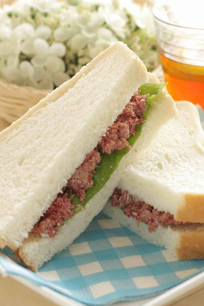 Reuben Sandwich Recipe with Canned Corned Beef