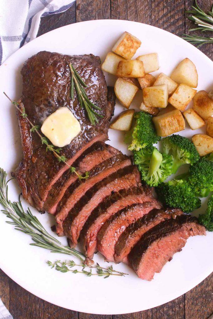 Easy Sirloin Steak