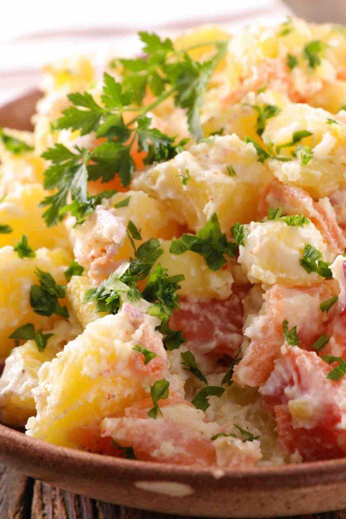 Spanish Potato Salad
