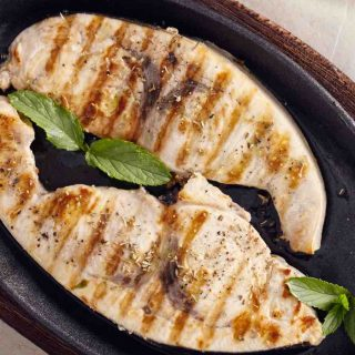 Grilled Swordfish is one of the best ways to cook swordfish. You can find more options above for more delicious swordfish recipes.