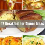 Breakfast for dinner? Yes, we've all tried it. And now we'll take you 17 can't miss ideas you'll have to try! Breakfast pizza, fried chicken and waffles, breakfast tacos - are you intrigued yet? We'll bring breakfast for dinner to a whole new level!
