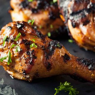Jerk Chicken is one of my favorite Caribbean food. It's incredibly flavorful and super tender and juicy.