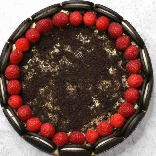 Oreo Cheesecake is one of my favorite Oreo desserts. It's sweet, creamy, and incredibly delicious.
