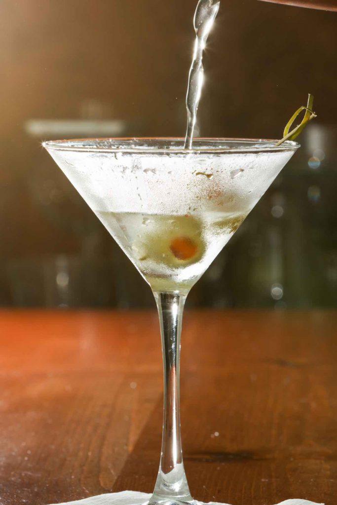 Classic Martinis