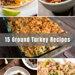 Is ground turkey healthier? What should I make with ground turkey? You'll find the answers to those questions below! We've also rounded up 15 Easy Ground Turkey Recipes that are easy to make at home.