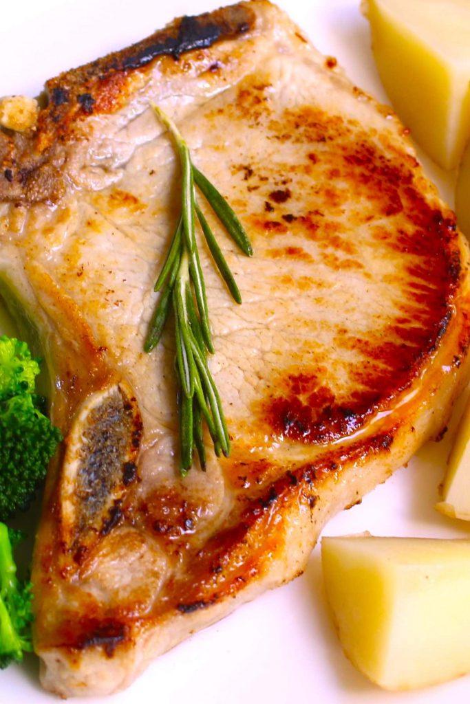 Griddle Pork Chops