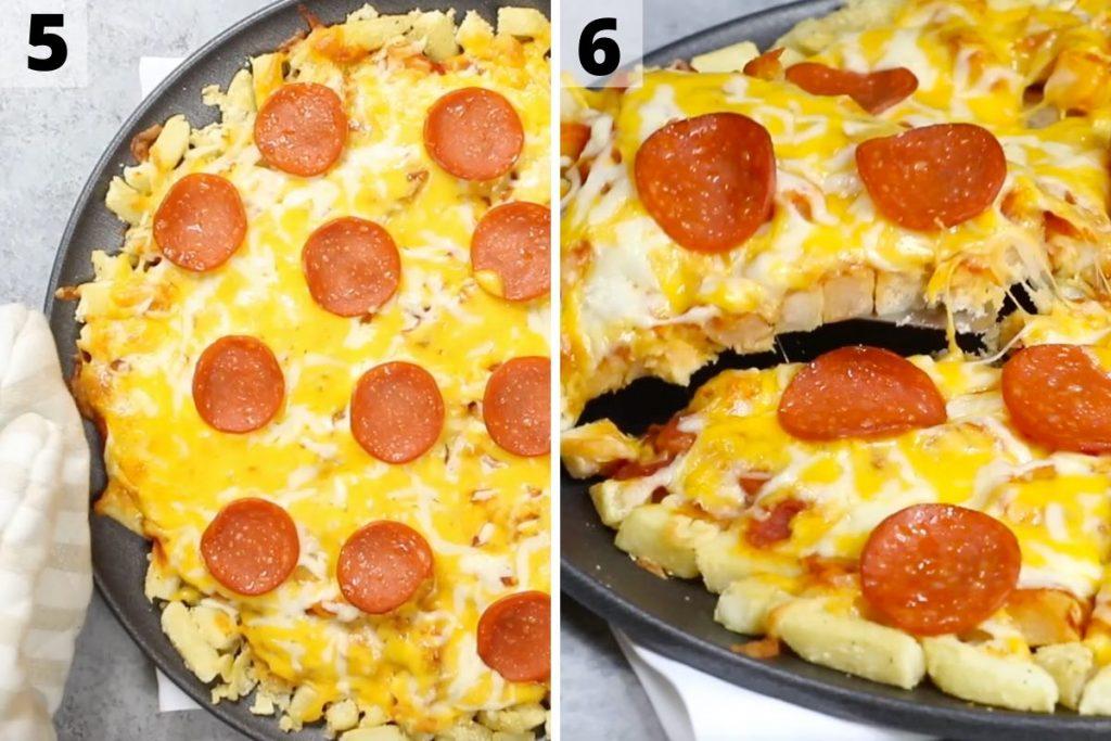Pizza Fries Recipe Step 3 photos