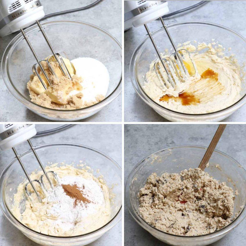 Quaker Oatmeal Cookies Step 1 photoes