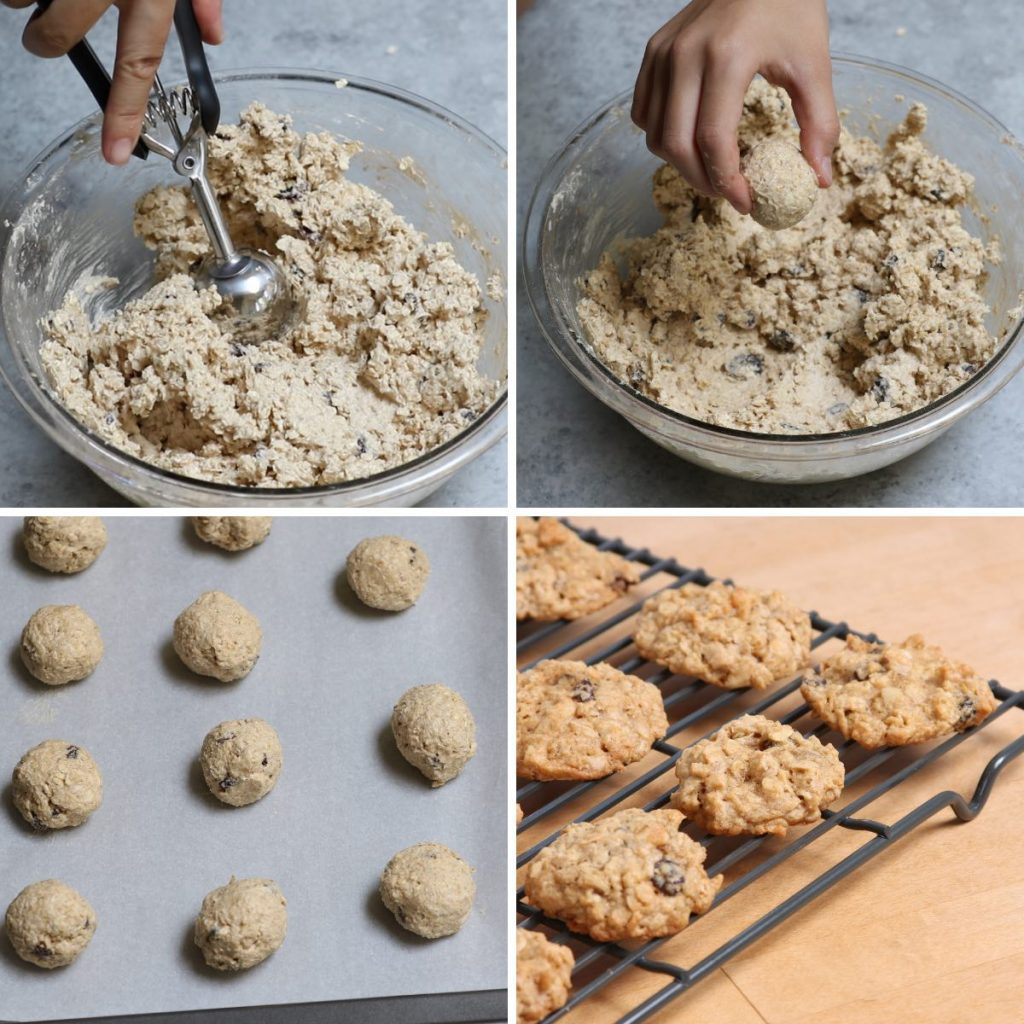 Quaker Oatmeal Cookies step 2 photos