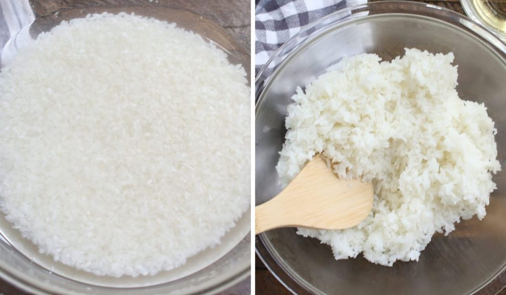 How to Cook Sushi Rice