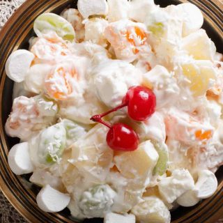 Pinoy fruit salad is sweet, creamy, and refreshing. It's one of the easiest Filipino recipes and perfect for summer.