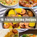 It's a good idea to always keep a bag of frozen shrimp on hand, as shrimp are incredibly versatile, quick, and easy to cook. We've rounded up 16 Easy Frozen Shrimp Recipes which are a welcome change from eating chicken for dinner every day.