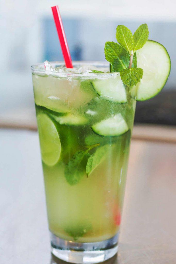 Ginger Ale Mocktail