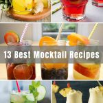 Who says you need cocktails and alcohol to have a good time? We've collected 13 Best Mocktail Recipes that are refreshing, tasty, and contain 0% booze. They're perfect for your Dry January challenge, baby showers, and church events.