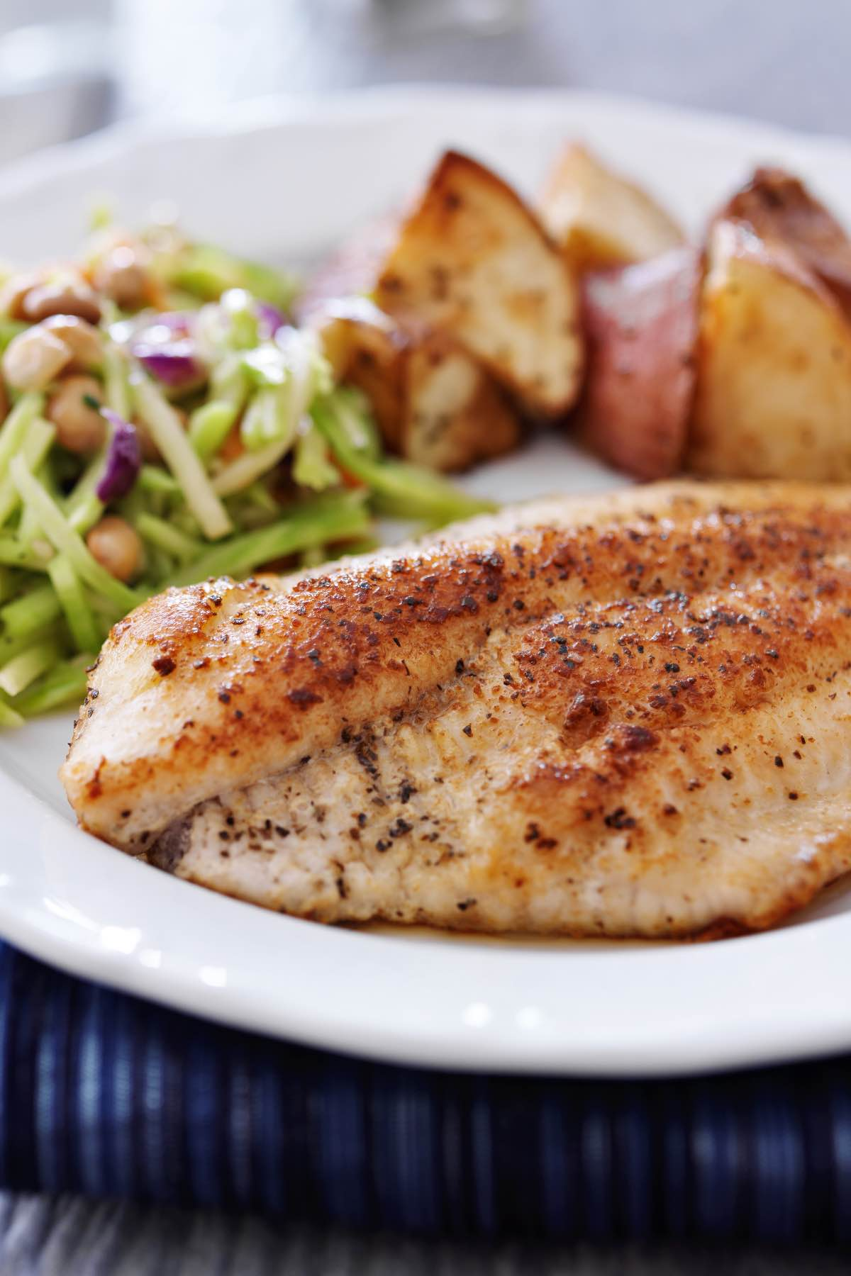 Tilapia is a nutritious and delicious freshwater fish. We've rounded 20 of the Best Sides for Tilapia that are easy to make at home. From vegetables to pasta and rice, these side dishes are perfect to serve with this healthy fish for a complete dinner!