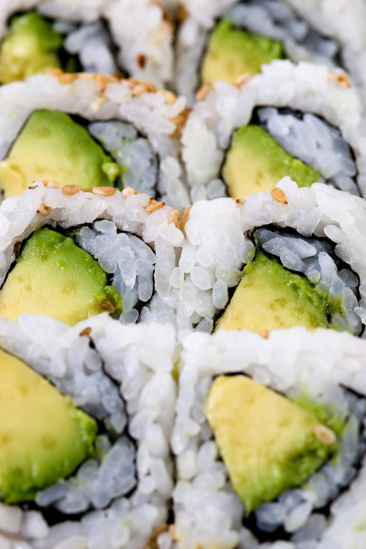 n of the popular California Roll. There's something so satisfying about making your own sushi at home. Not only is it much cheaper than going to a restaurant, it's also a super fun skill to learn! This creamy and delicious avocado roll recipe calls for a few simple ingredients and is easy to make at hom