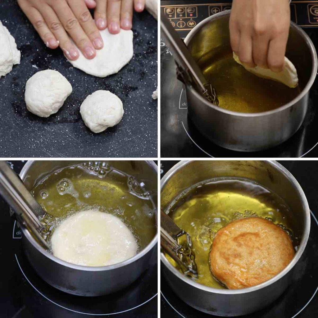 Fried Dough Step 1
