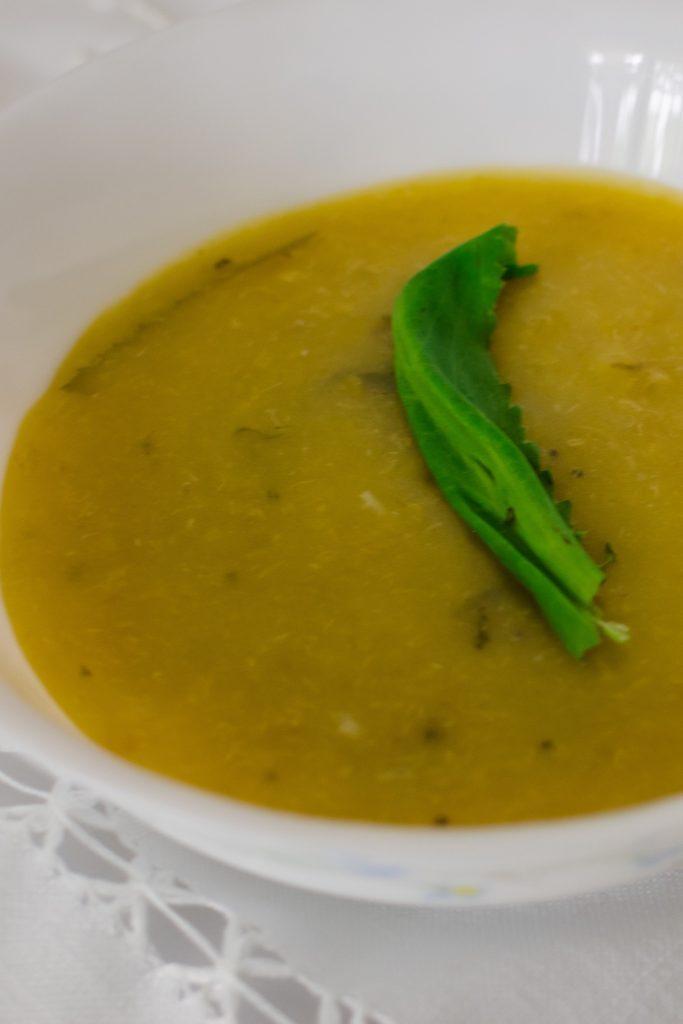 Haitian Plantain Porridge