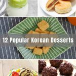 Have you tried Korean Desserts, and were curious how to make them at home? Well, wonder no more as you're about to discover 12 Popular Korean dessert recipes and pastries that are sweet, delicious, and easy to make!