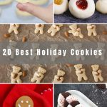 There's nothing quite as joyful as preparing a fresh batch of cookies to share with family or give away as DIY holiday gifts. We've rounded up 20 of the Best Holiday Cookies. During Christmas, Easter and other special holidays, these sweet treats are the perfect way to celebrate. From classics like sugar and gingerbread cookies to new favorites like peanut butter cup cookies, there are so many ways to spread cheer.